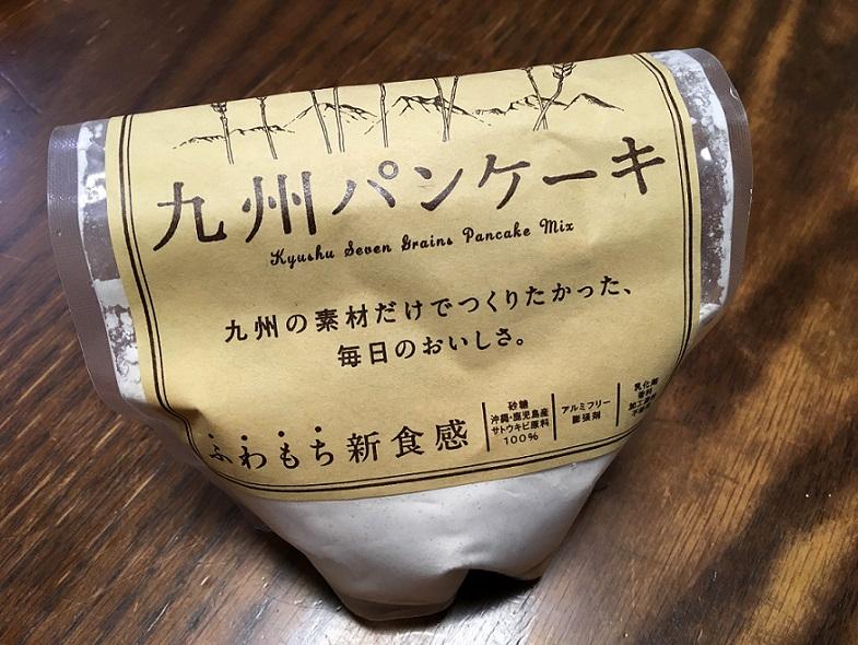 九州パンケーキパッケージ